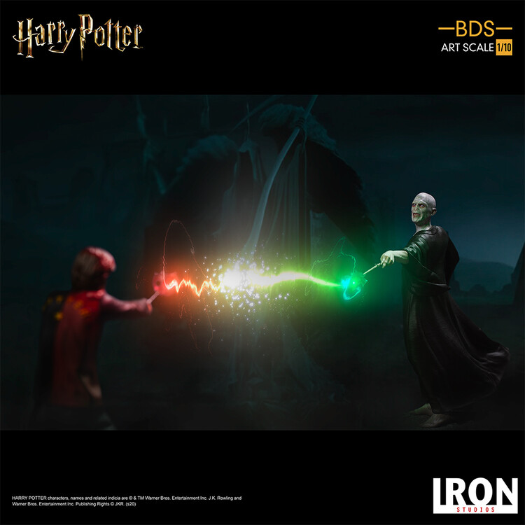 Figurka Harry Potter - Voldemort