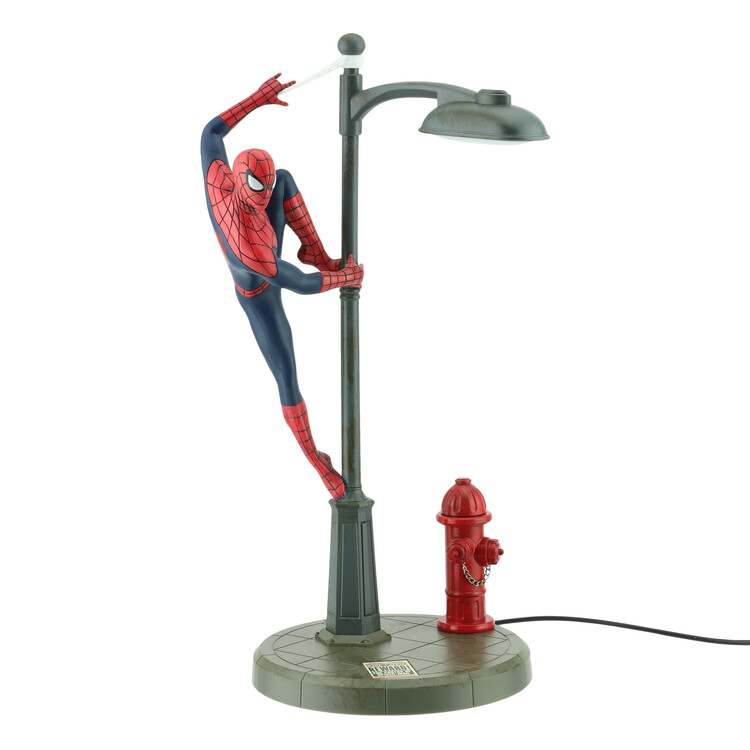 Lampa Spider-Man