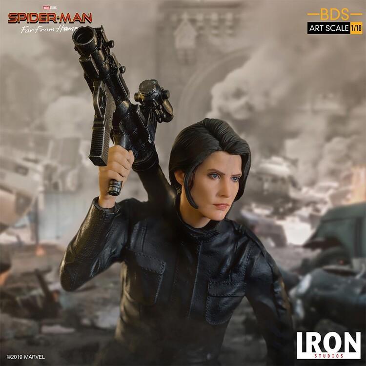 Figurka Spiderman: Far From Home - Maria Hill