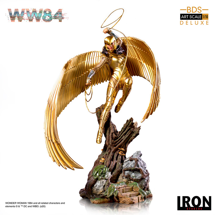 Figurka WW84 - Wonder Woman (Deluxe)