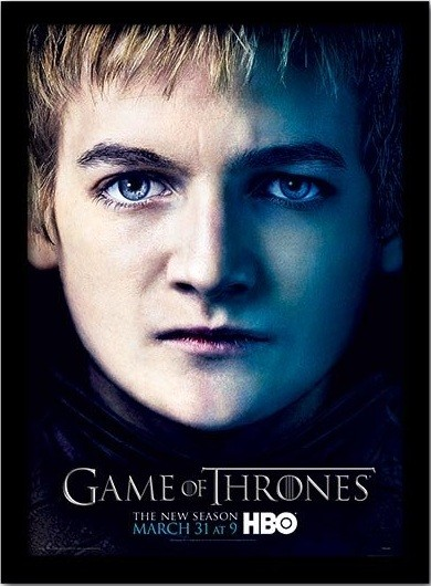 GAME OF THRONES 3 - joffery Poster & Affisch