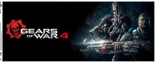 Taza Gears Of War 4 - Landscape