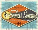 GENUINE ENDLESS SUMMER Metalplanche