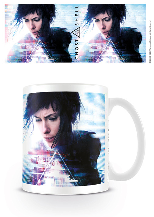 Taza Ghost in the Shell: El alma de la máquina - One Sheet