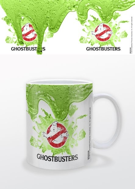 Becher Ghostbusters - Slime!