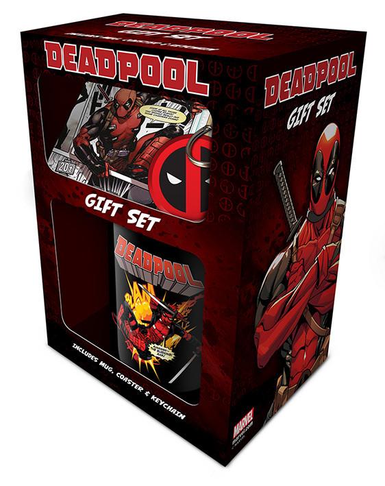 Dárkový set  Deadpool