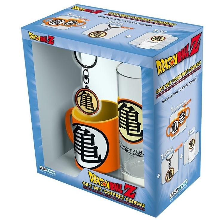 Dárkový set  Dragon Ball - Kame Symbol