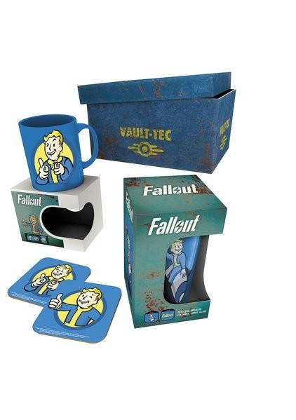 Set de regalo  Fallout - Vault Boy