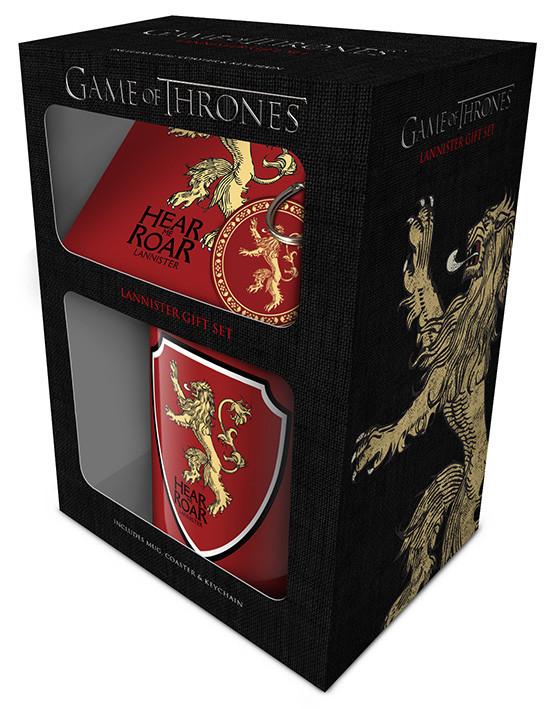 Game of Thrones - Lannister Gåvoset