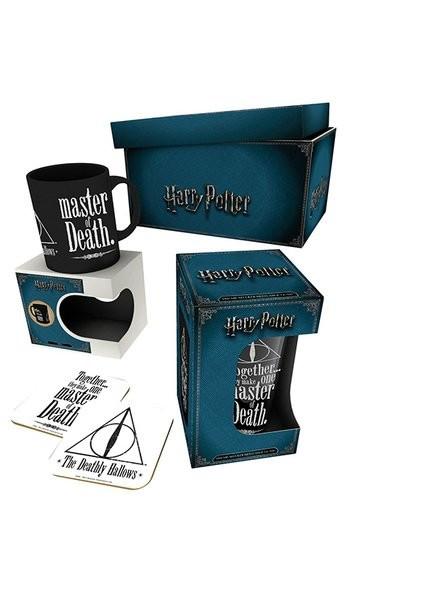 Set de regalo  Harry Potter - Deathly Hallows