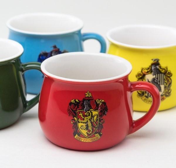 Dárkový set Harry Potter - House Crests - Dárková sada