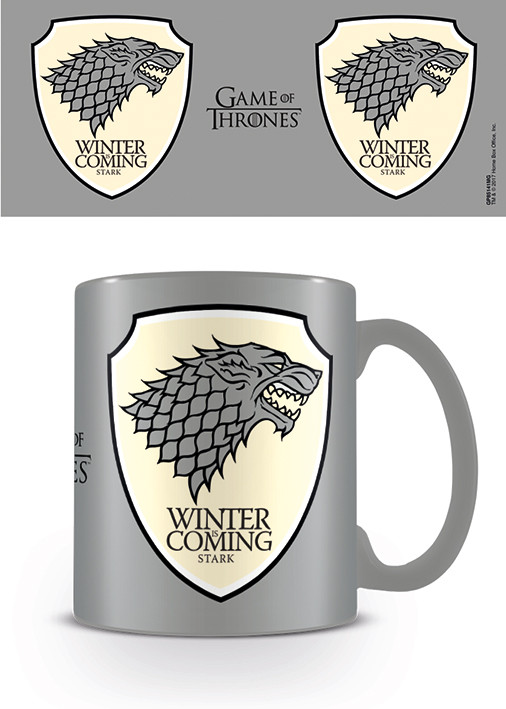 Dárkový set  Hra o Trůny (Game of Thrones) - Stark