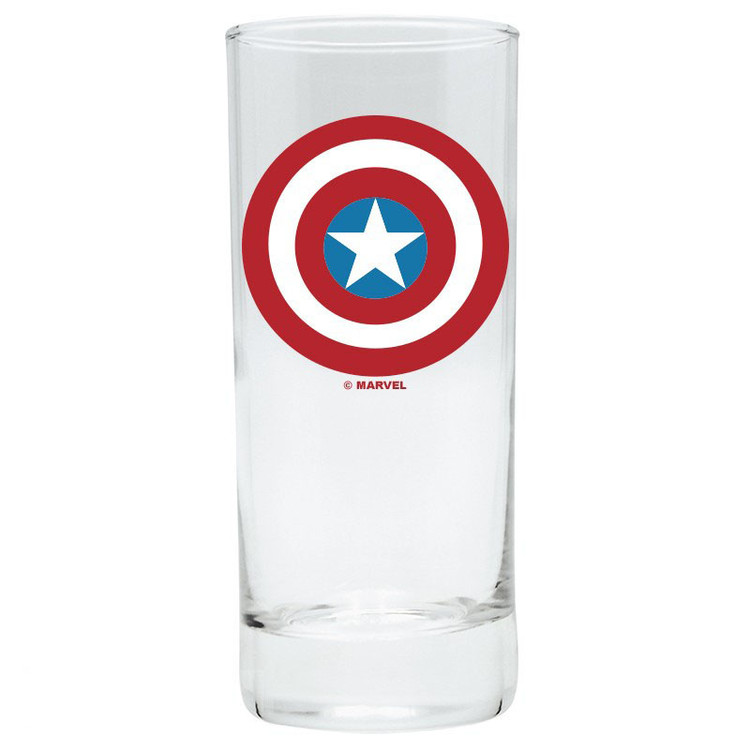 Kit Regalo Marvel - Captain America