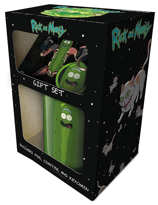 Rick and Morty - Pickle Rick Gåvoset