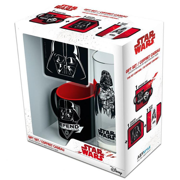 Set de regalo  Star Wars - Darth Vader