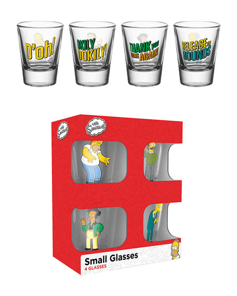 Glas Die Simpsons - Quotes