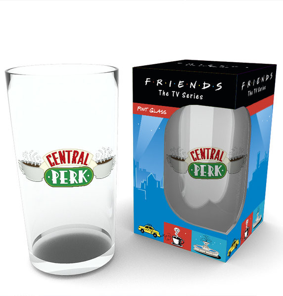 Friends - Central Perk Glas