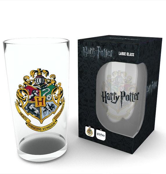 Glas Harry Potter - Crest