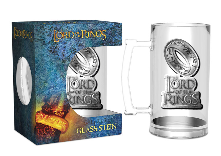 Lord Of The Rings - The One Ring Glas
