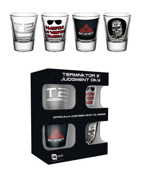 Terminator 2 - Mix Glas