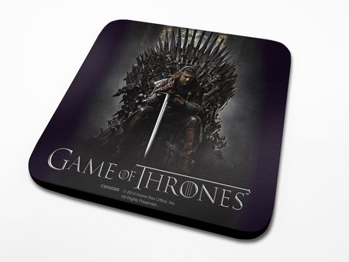 Game of Thrones - Throne Glassbrikke