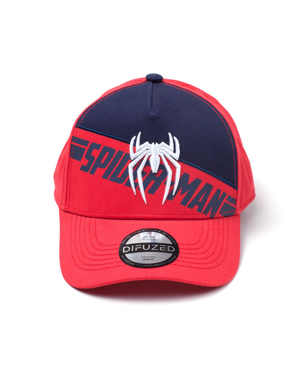 Gorra  Spiderman - PS4 3D Logo