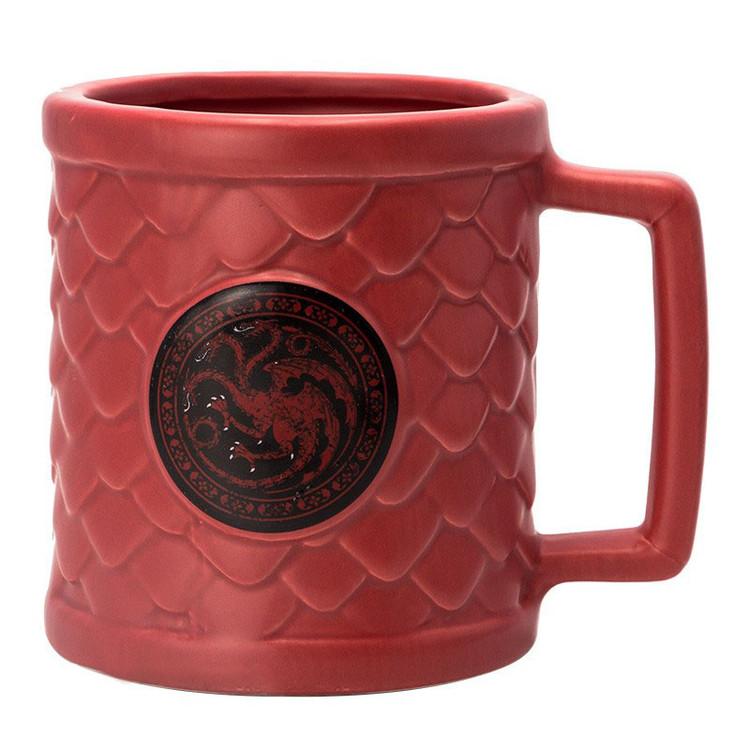 Kubek Gra o tron - Targaryen