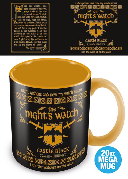 Kubek Gra o tron - The Nights Watch