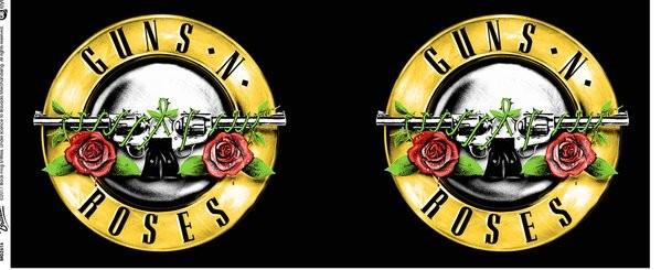 Hrnek Guns N Roses - Logo