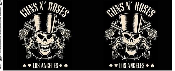 Hrnek Guns N Roses - Vegas (Bravado)