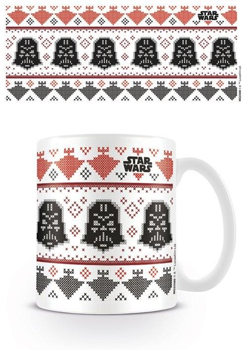 Kubek Gwiezdne wojny - Darth Vader Xmas