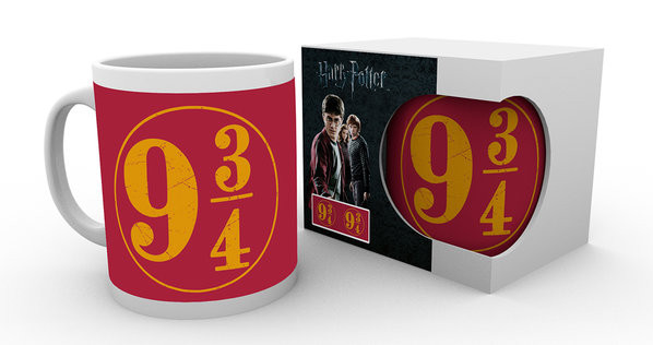 Taza Harry Potter - 9 ¾