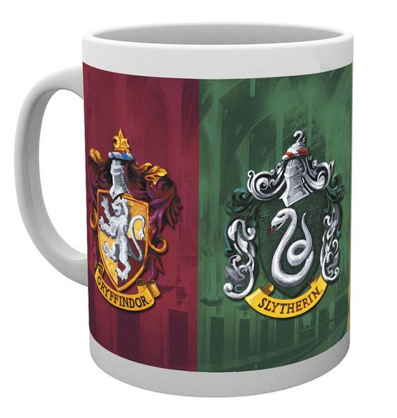 Cană Harry Potter - All Crests