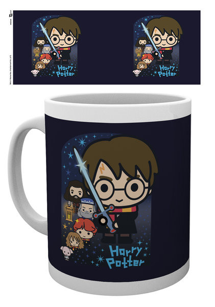 Kubek Harry Potter - Characters