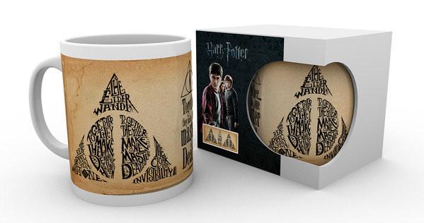 Hrnek Harry Potter - Deathly Hallows Words