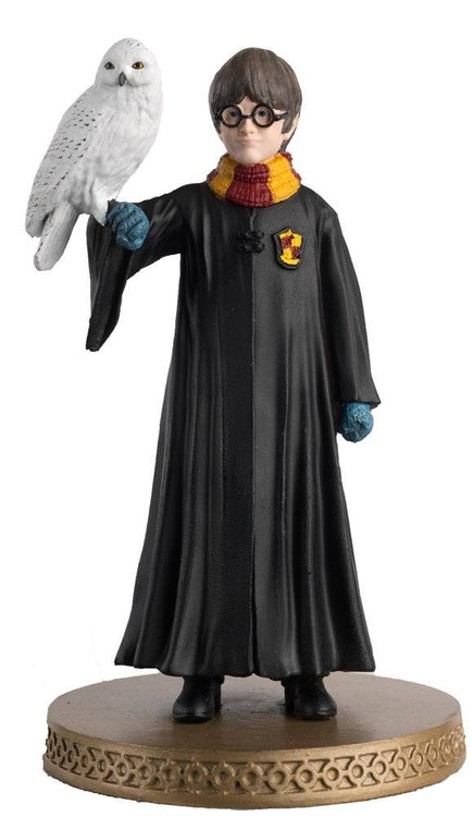 Figurka Harry Potter - Harry Potter a Hedvika