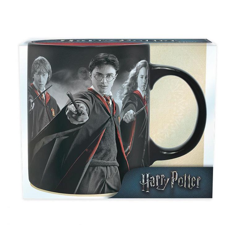 Taza Harry Potter - Harry, Ron, Hermione