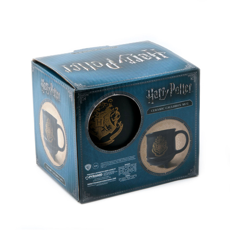 Taza Harry Potter - Hogwarts Crest