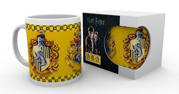 Taza Harry Potter - Hufflepuff