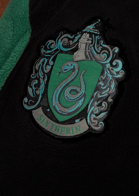 kučni ogrtač Harry Potter - Slytherin