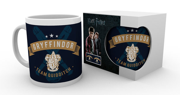 Hrnek Harry Potter - Team Quidditch