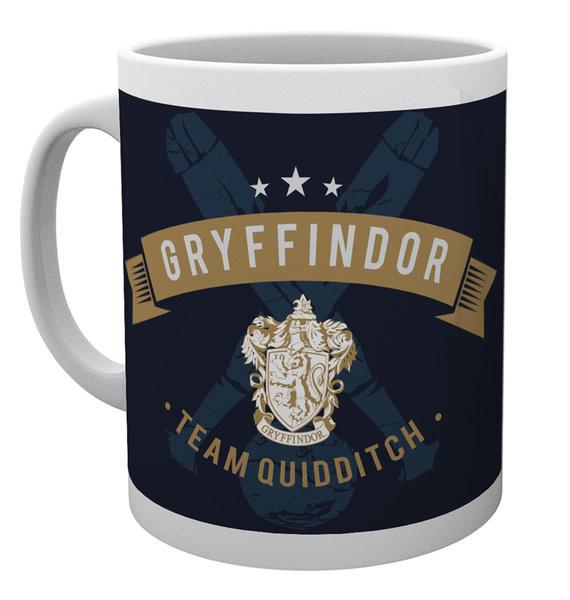 Taza Harry Potter - Team Quidditch