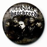 HATEBREED - band Insignă