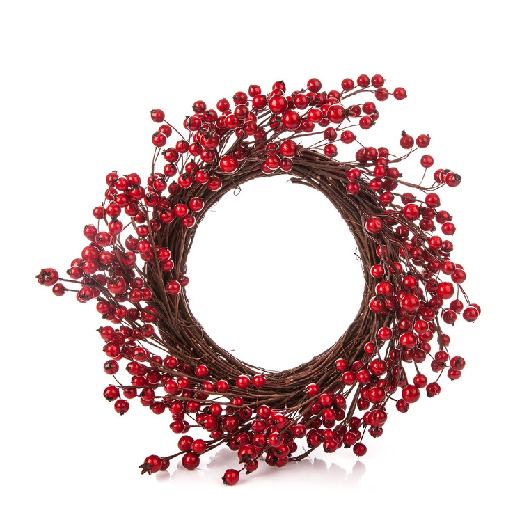 Wreath Berries, 40 cm Heminredning