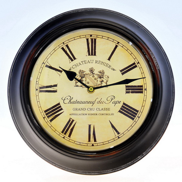 Hodiny Design Clocks - Chateau Renier