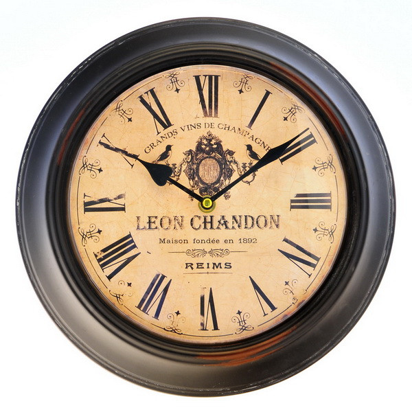 Hodiny Design Clocks - Leon Chandon