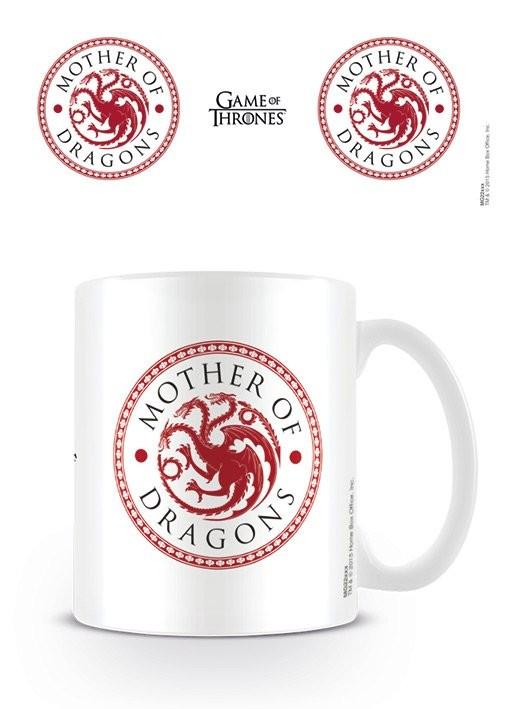 Hrnek Hra o Trůny (Game of Thrones) - Mother of Dragons