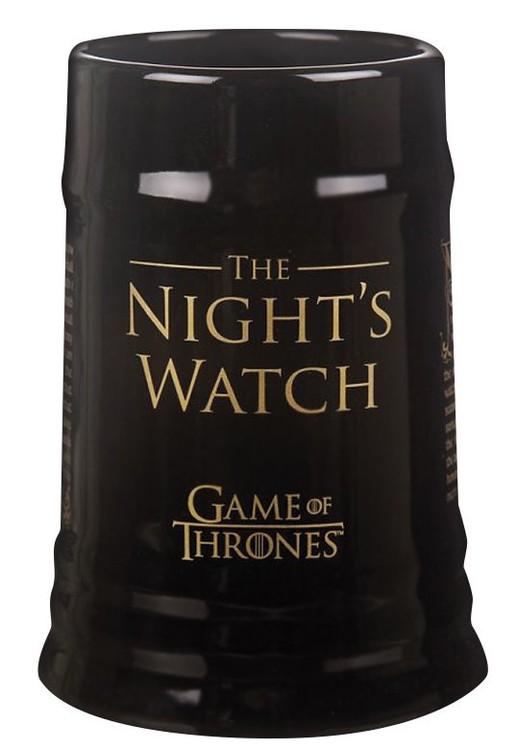 Hrnek Hra o Trůny (Game of Thrones) - Night's Watch