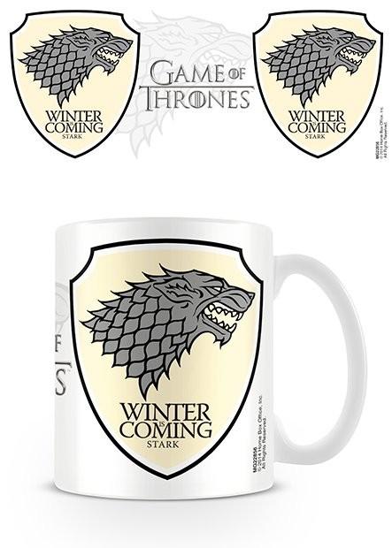 Hrnek Hra o Trůny - Game of Thrones - Stark