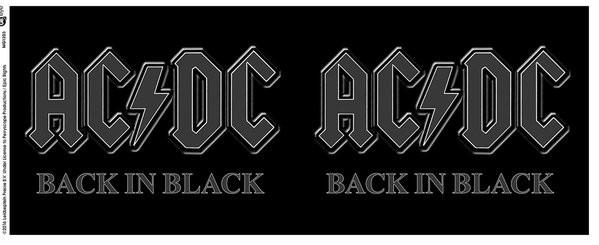 Hrnček AC/DC - Back in Black